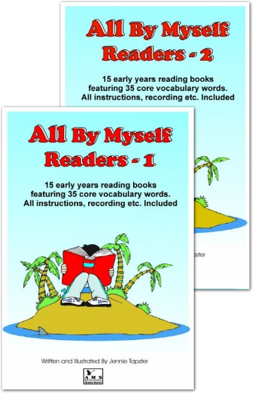 All by Myself Readers
