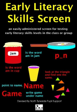 Early Literacy Skills Screen