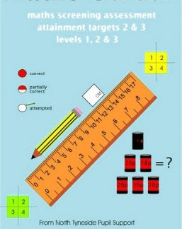Maths Screen