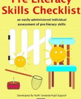 Pre-Literacy Checklist