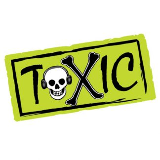 Toxic DR (7-11 yr Rdg Lvls)
